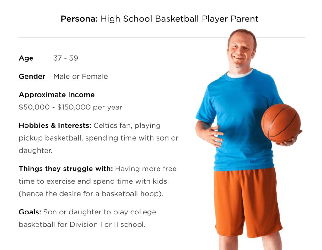 Basketbol Alıcı Kafası