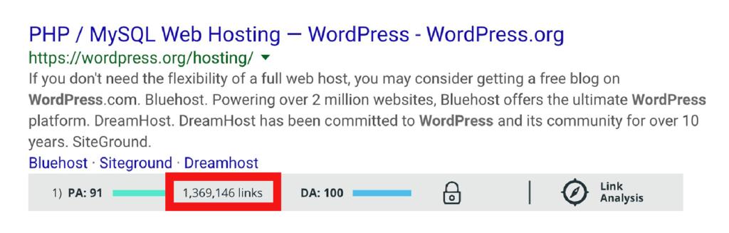 mozbar-referring-domains