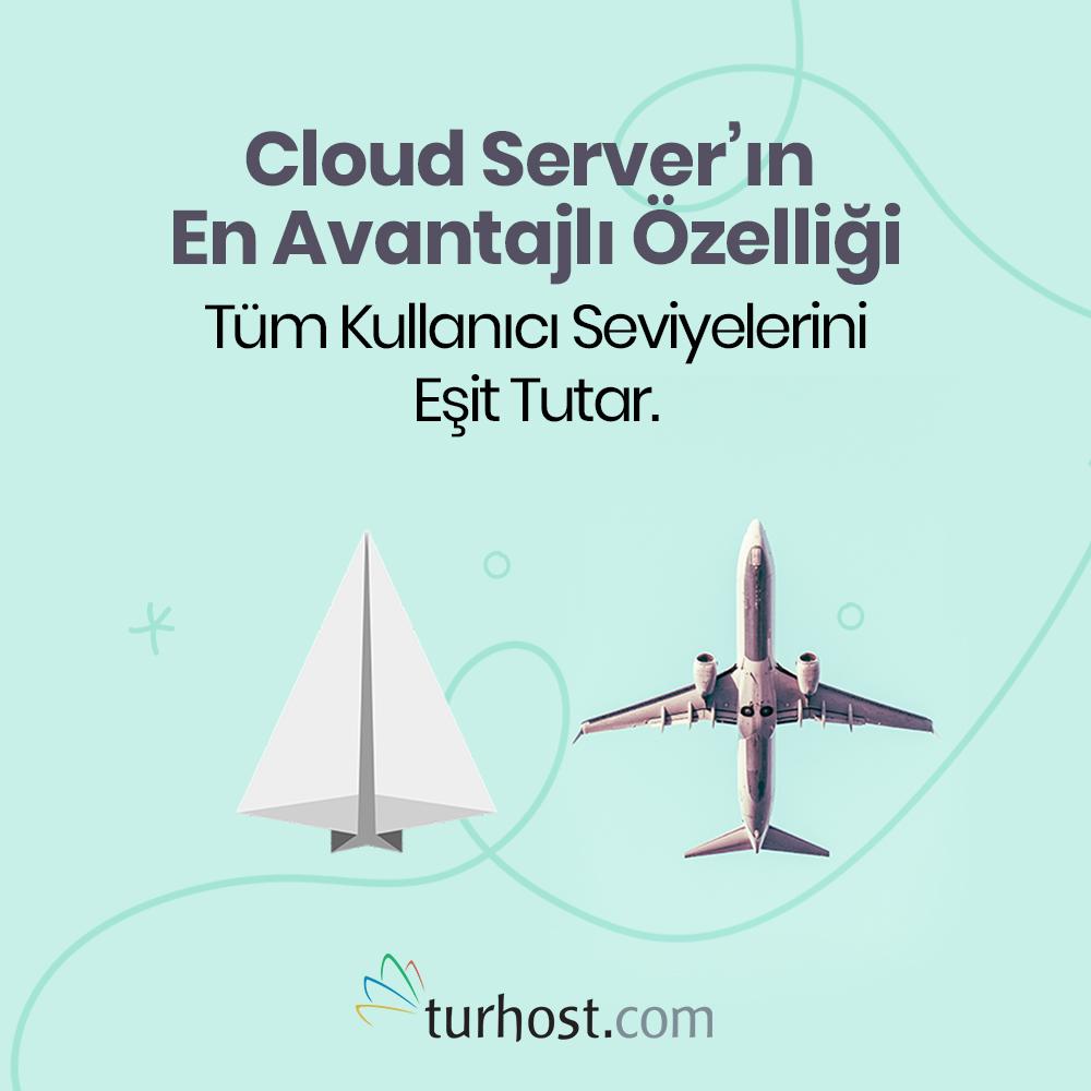 cloud server nedir