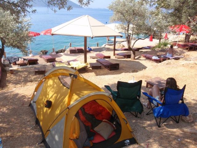 Antalya Kamp Alanları