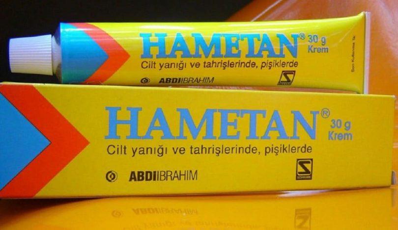 Hametan Krem nedir ? Ne işe yarar? Hametan Krem Nasıl Kullanılır?