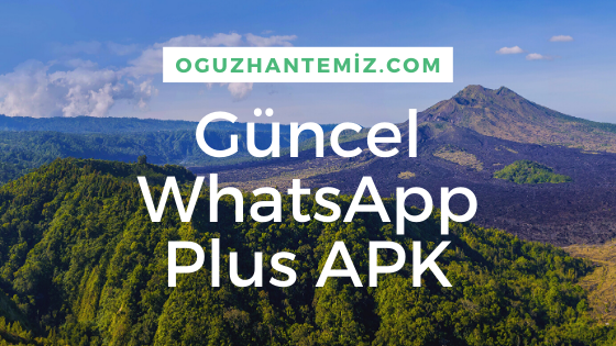 Güncel WhatsApp Plus APK