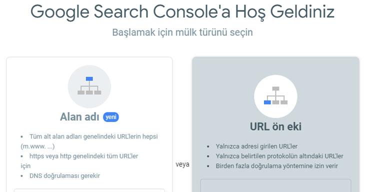 Search console dizin kapsam problemi