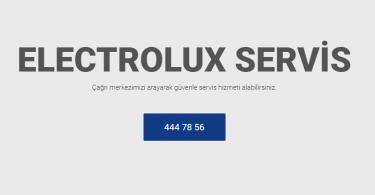 İstanbul Electrolux Teknik Servisi