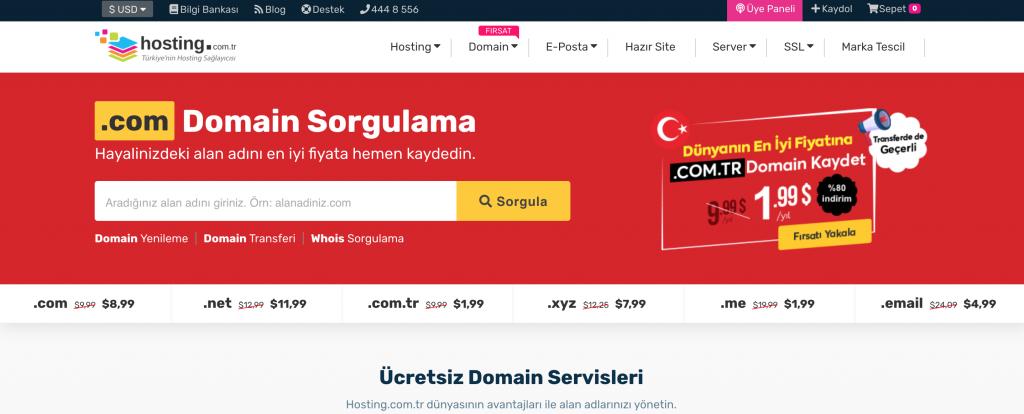 Marka olma yolunda ilk adım domain sorgulama!