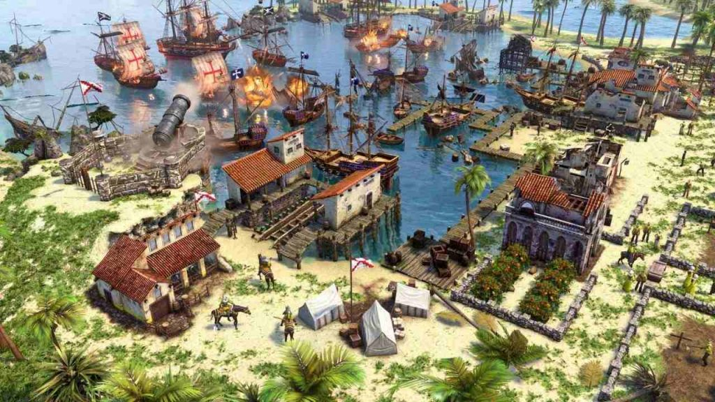 Age of Empires III Definitive Edition inceleme