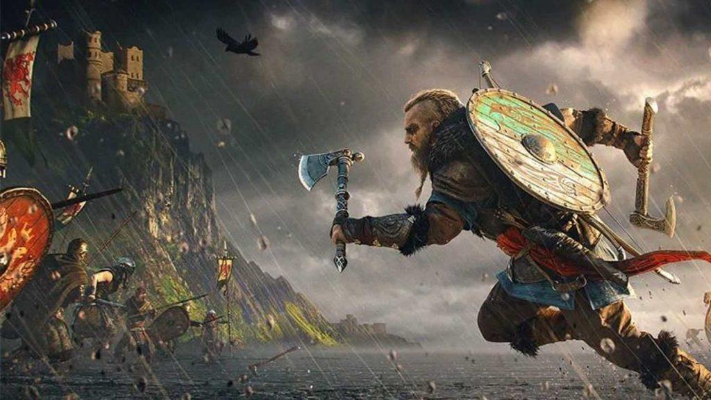 Assassin's Creed Valhalla Yellow Longship