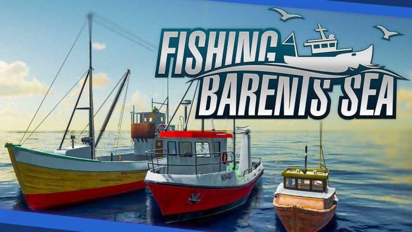 Fishing Barents Sea inceleme