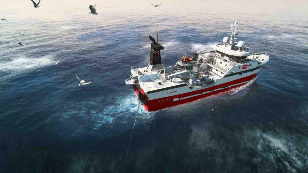 Fishing Barents Sea oynanış