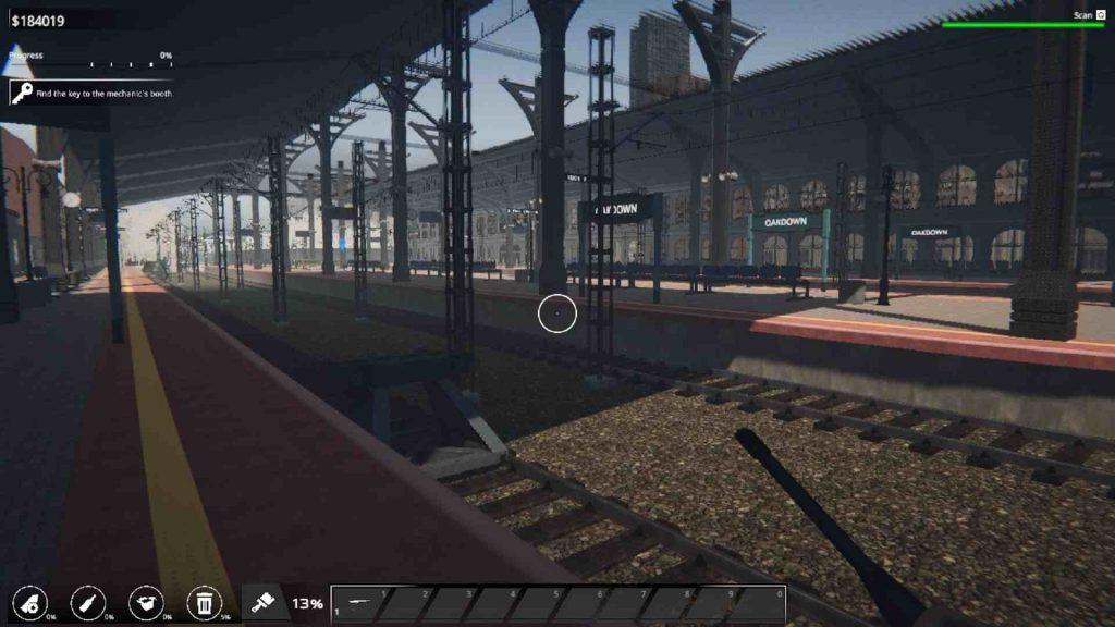 Train Station Renovation inceleme