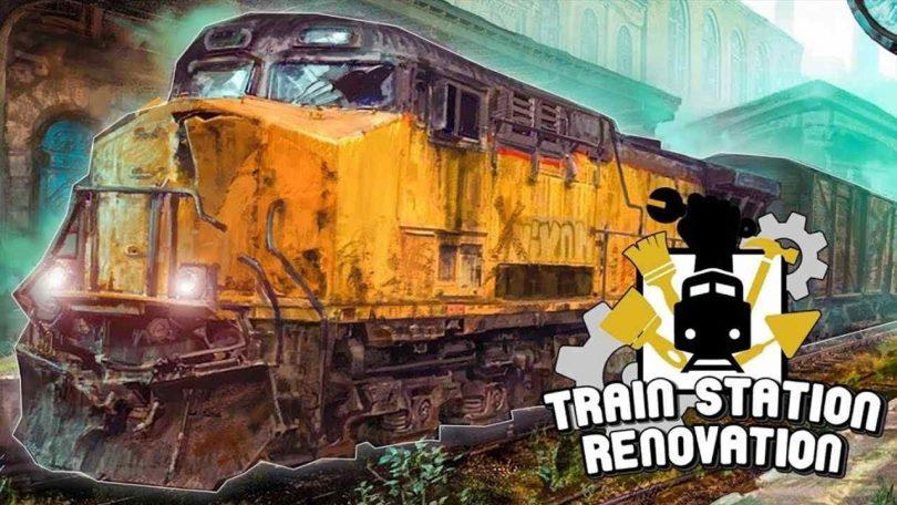 Train Station Renovation oynanış
