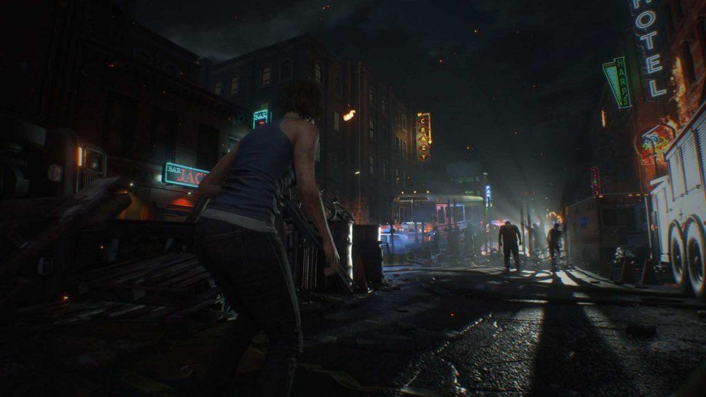 Resident Evil 3 Remake inceleme