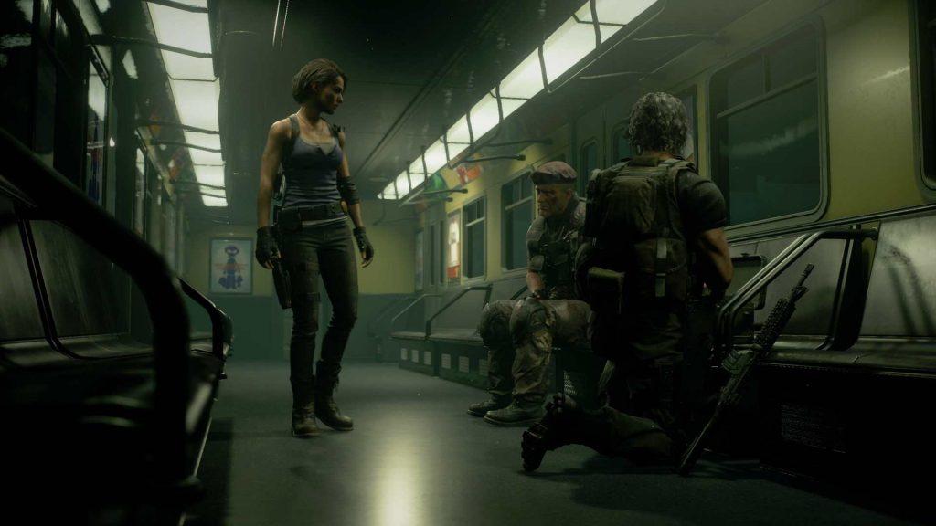 Resident Evil 3 Remake oynanış