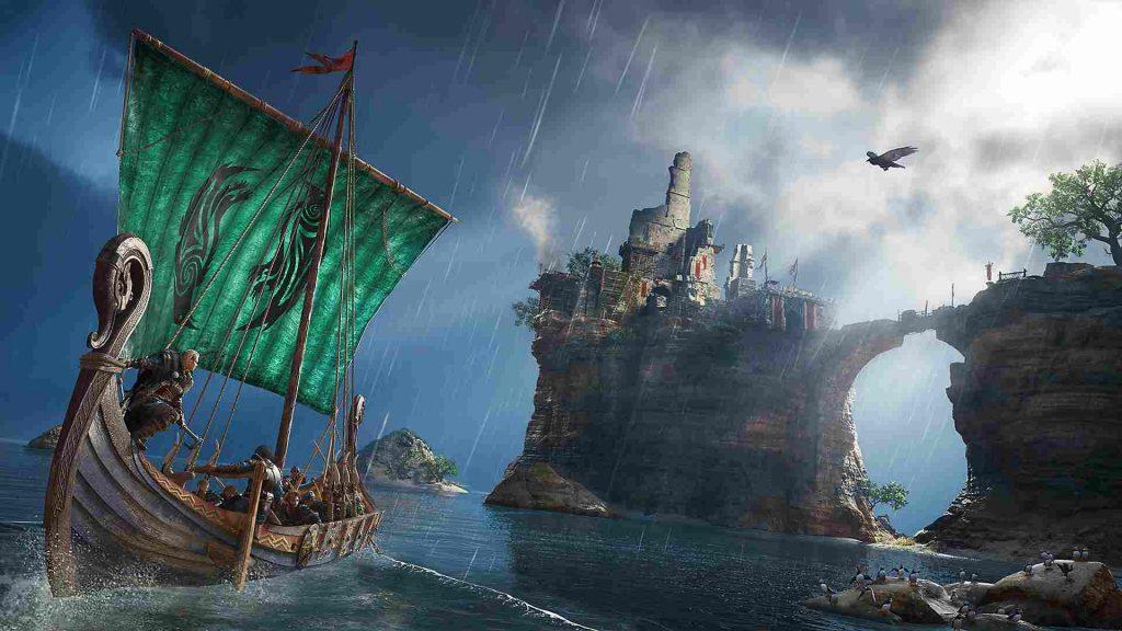 Assassin's Creed Valhalla Şeref Bağı