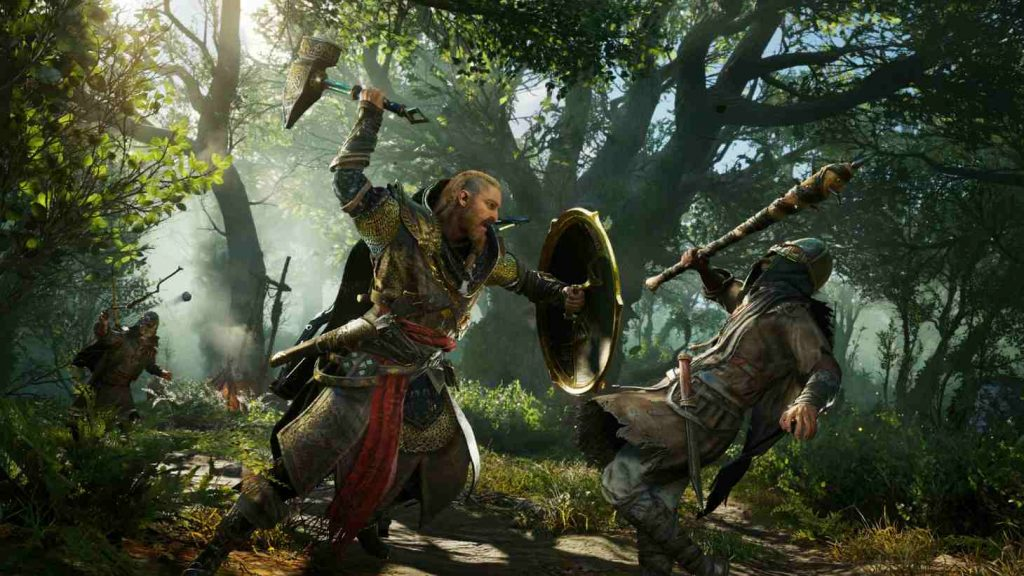 Assassin's Creed Valhalla Şeref Bağı görevi