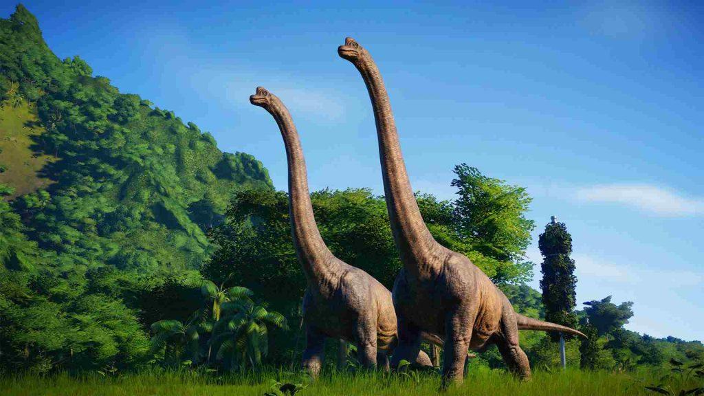 Jurassic World Evolution ücretsiz