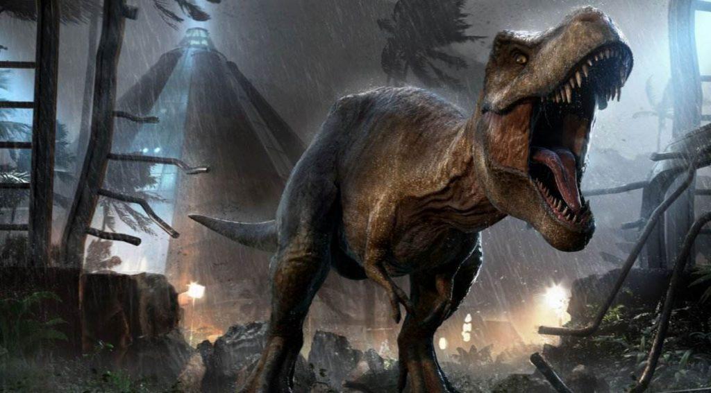 Jurassic World Evolution epic games