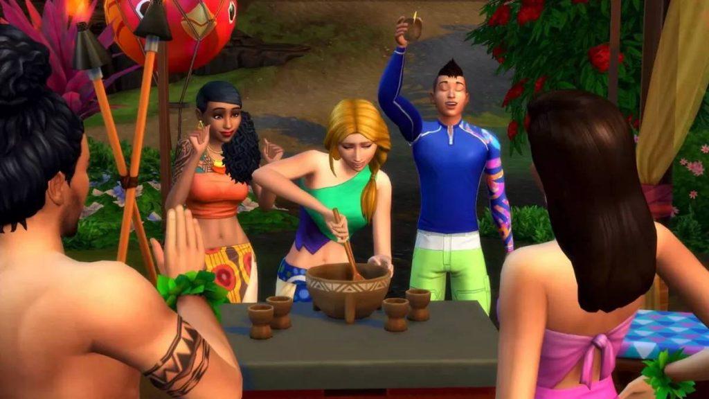 Sims 4 Hile kodları