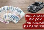 Rent a car açmak 2021
